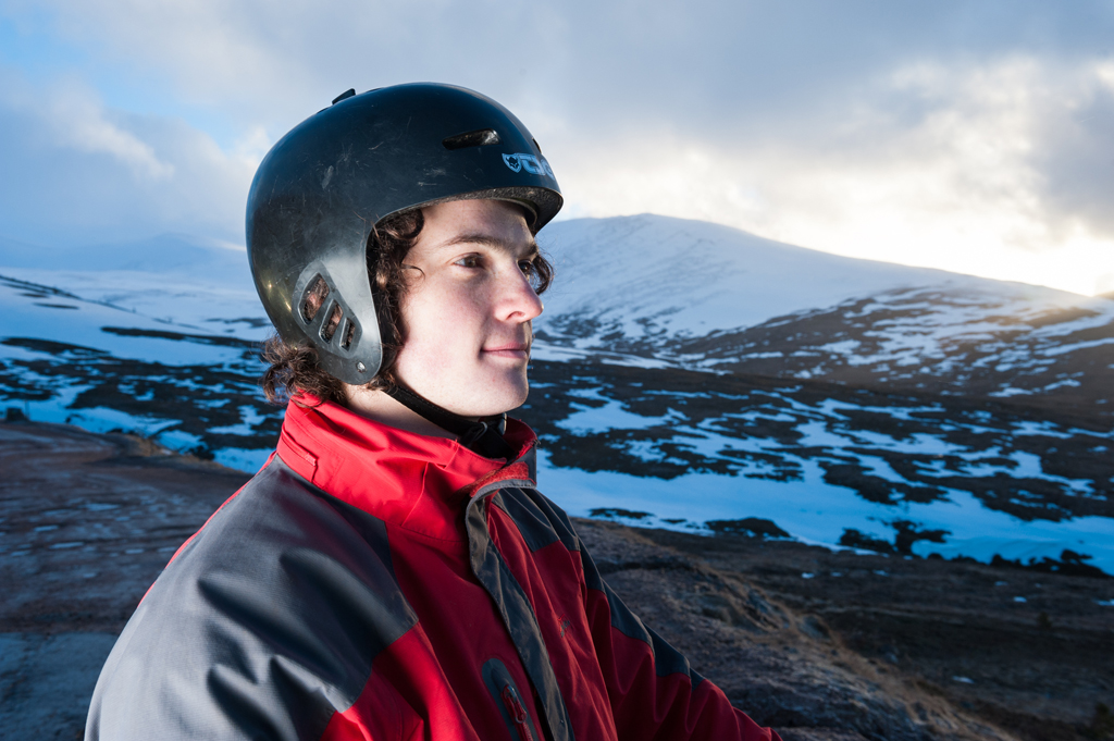 Ronan Taylor, Cairngorms Nature Livewire, Glenmore, Scotland