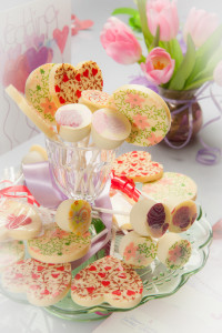 Charlotte's chocolates, wedding collection