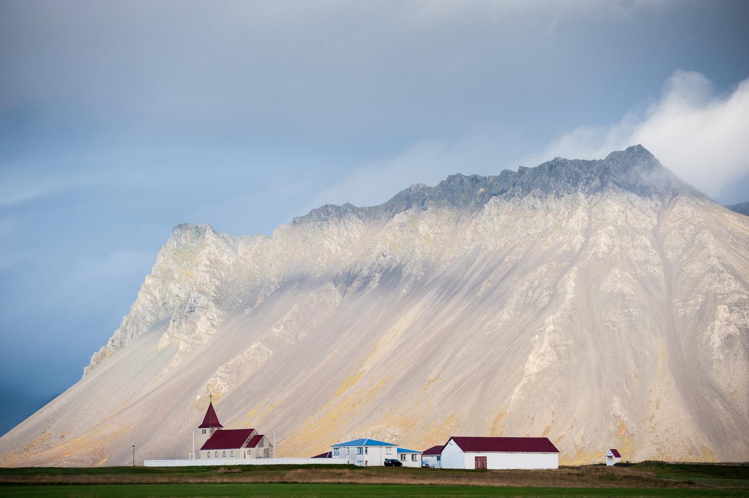 Near Vegamót Snæfellsnesi, Iceland