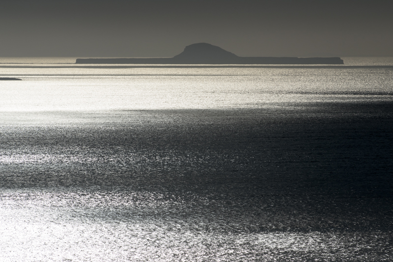 The Atlantic, looking toward the Treshnish islands, Scotland