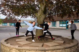Ding Dong Tree, Prestonpans Primary School, Scottish Tree of the Year 2016