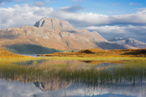 Loch Maree and Slioch, Torridon, Scotland
