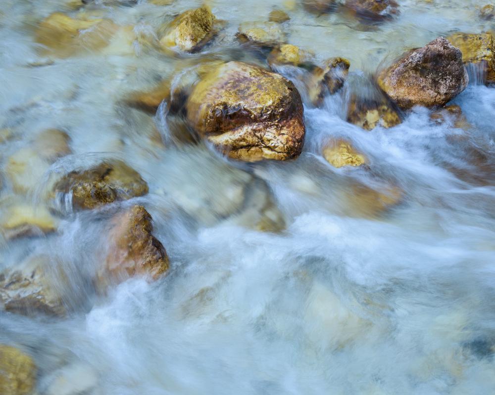 River Bistrica, Slovenia
