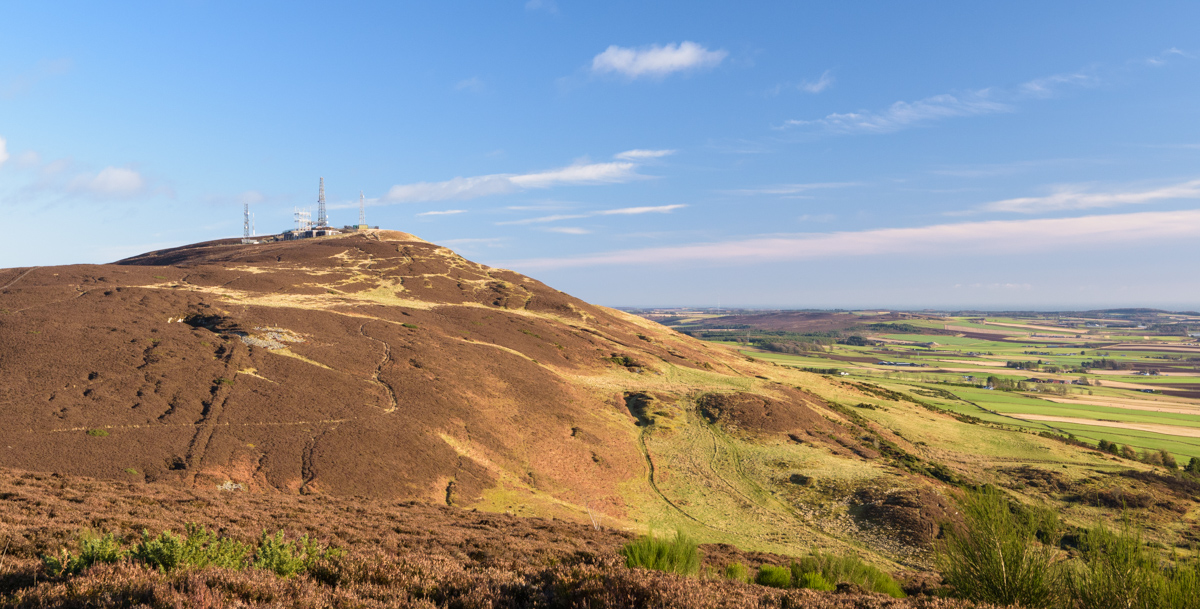Craigowl Hill, Angus, Scotland
